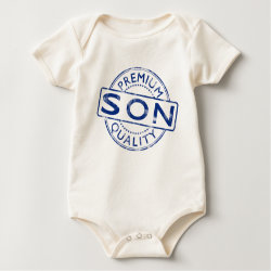 Infant Organic Creeper with Premium Quality Son design