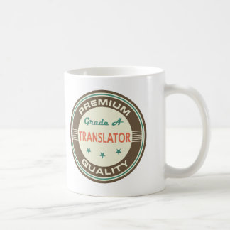 Premium Quality Translator (Funny) Gift Coffee Mug