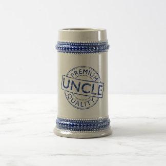 Premium Quality Uncle Beer Stein