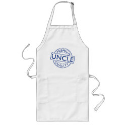 Long Apron with Premium Quality Uncle design