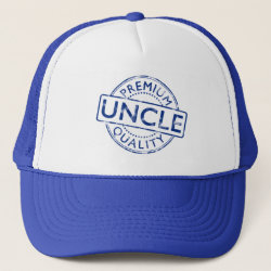 Trucker Hat with Premium Quality Uncle design