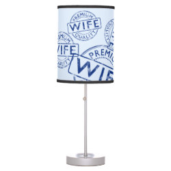 Table Lamp with Premium Quality Wife design