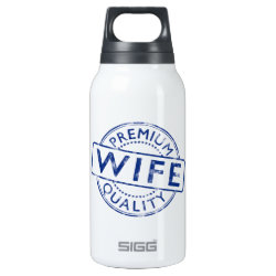 SIGG Thermo Bottle (0.5L) with Premium Quality Wife design