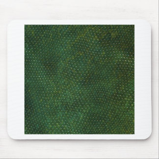 PREMIUM SNAKE  SKIN LEATHER TEXTURE MOUSE PAD