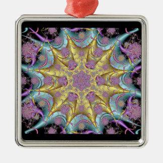 Premium Square Kaleidoscope Ornament #3