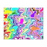Premium Wrapped Canvas (Gloss) by: da'vy Stretched Canvas Prints