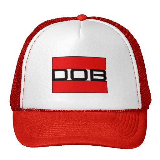 Prendas de vestir exteriores del DOB - gorra del c