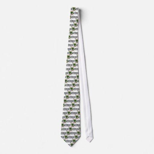 Prendergast Celtic Dragon Tie