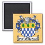 Prendergast Coat of Arms Magnet