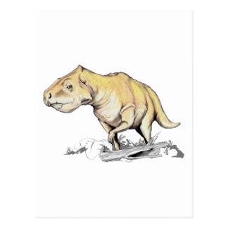 Prenoceratops pieganensis postcard