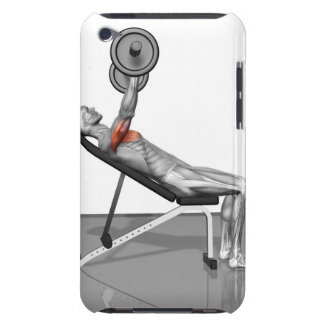 Prensa de banco de pendiente 3 iPod Case-Mate cárcasa