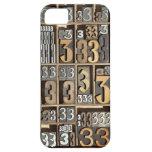 Prensa de copiar 5 iPhone 5 fundas