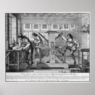 Prensa francesa, 1642 impresiones