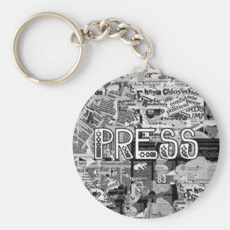 Prensa Llavero Redondo Tipo Pin