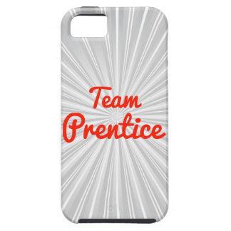 Prentice del equipo iPhone 5 Case-Mate protector