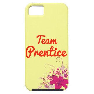Prentice del equipo iPhone 5 protectores