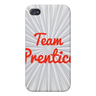 Prentice del equipo iPhone 4 cárcasas