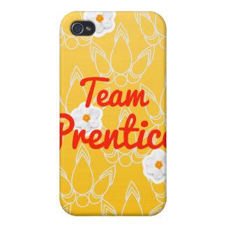 Prentice del equipo iPhone 4 carcasas
