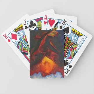 """Preoccupation"" Playing Cards"