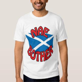 PREOCUPACIÓN del NAE (blanca) Camisas