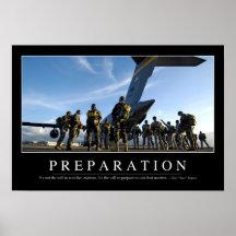 Preparación: Cita inspirada Posters