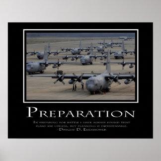 Preparación Posters