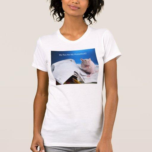 Preparación t camiseta