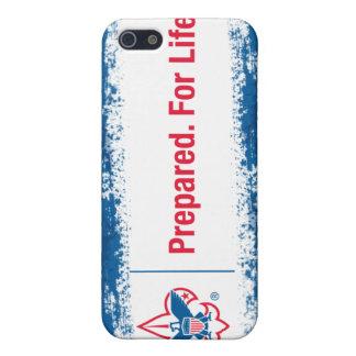 Preparado. Para el caso del iPhone de la vida iPhone 5 Protector