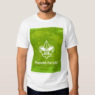 Preparado. Para la camiseta de la vida Camisas