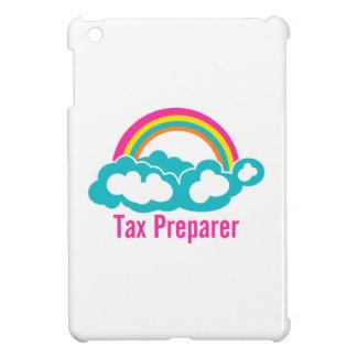 Preparador de impuesto del arco iris de la nube