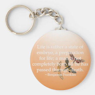 Preparation for Life Keychain