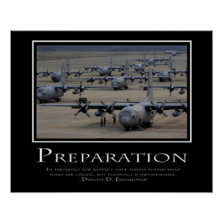 Preparation Poster