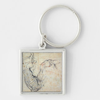 Preparatory Study for the Arm of Christ Keychain