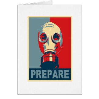 Prepare! Card
