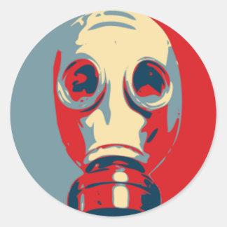 Prepare! Classic Round Sticker
