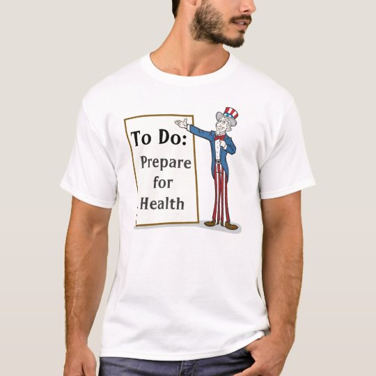 Prepare for Health T-Shirt
