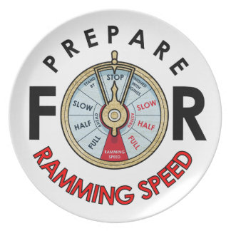 Prepare for Ramming Speed Plate