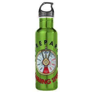 Prepare for Ramming Speed Water Bottle