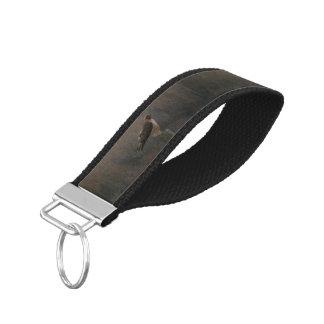Prepare for Takeoff Wrist Keychain