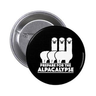 Prepare For The Alpacalypse Button