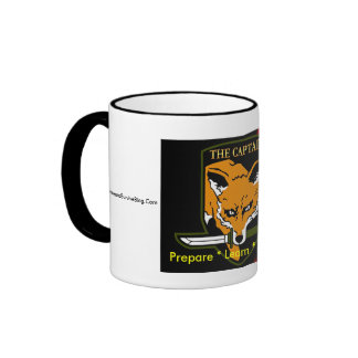 Prepare * Learn * Survive!,  Coffee Mug