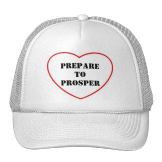 Prepare to Prosper Trucker Hat