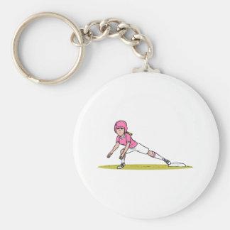 Prepare to Steal Basic Round Button Keychain