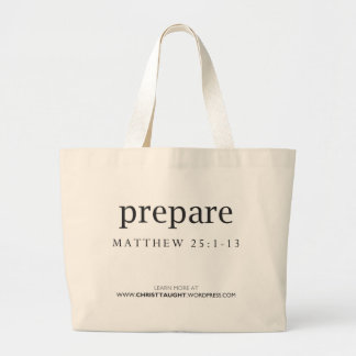 Prepare Tote Bags