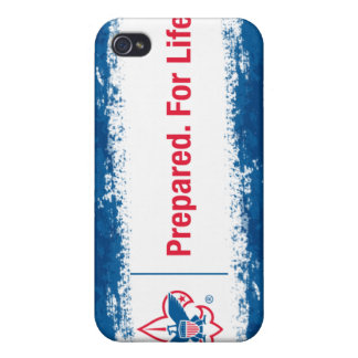 Prepared. For Life iPhone case