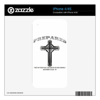 Prepared Decals For iPhone 4