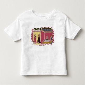 Preparing the Bed, Bilaspur, c.1690-1700 Toddler T-shirt
