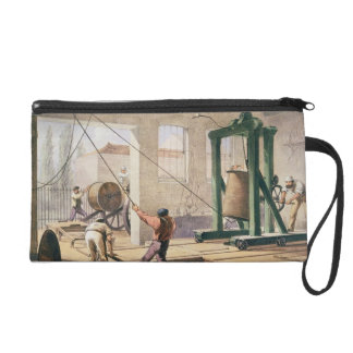 Preparing the Cable, from 'The Atlantic Telegraph' Wristlet