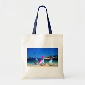 Preparing to sail to St Malo Tote Bag