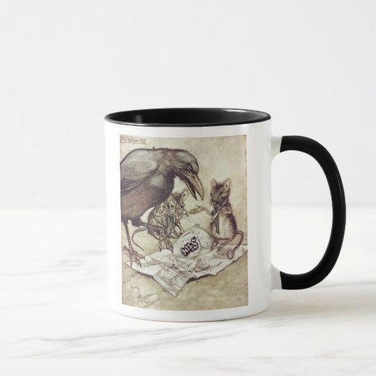 "Preposterous!"" cried Solomon in a rage"" Mug"